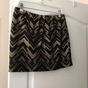 Gently used ASOS miniskirt